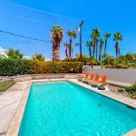 Poolside In Palm Springs