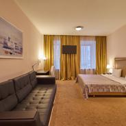 Отель Сквер