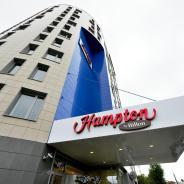 Отель Hampton by Hilton Voronezh