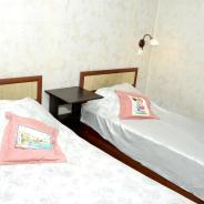 Отель Волжская
