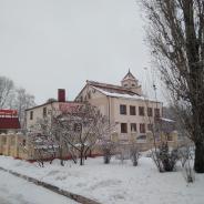 Отель Нега