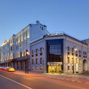 Отель Ассамблея Никитская