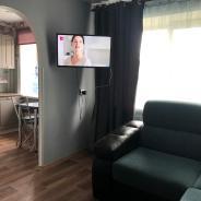 Апартаменты с гостиной и спальней