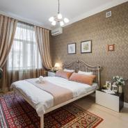 GMApartments Tverskaya street panoramic view city center
