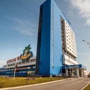 Отель Атлантик by USTA Hotels