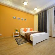 Гостевые комнаты Апельсин на Сретенском бульваре