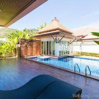 Baanmanchusa 1 Thai villa