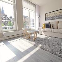 Bright new apartment in City Centre