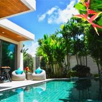 Ka Villa : Peaceful 3 Bedrooms