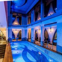 Aparthotele, Norweska Dolina Luxury Resort