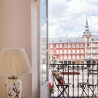 Charming view Plaza Mayor