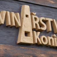 Pensjonaty, Penzion Vinařství Konitz