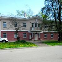 Отель Волковский