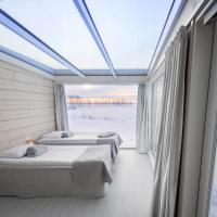 Seaside Glass Villa