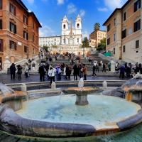 Rome Unique Spanishsteps Apartments