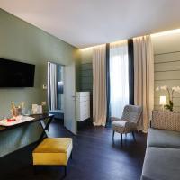 Hotel Stendhal Dependance Luxury Suite