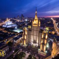 Апартаменты Кудринская башня