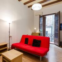 Charming apartment with balcony in Gràcia