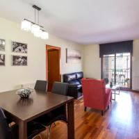 Spacious 4 bedroom in the center of Barcelona