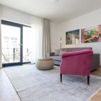 Bohemian interior in city's trendiest location