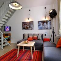 Prague Kampa Park Apartment