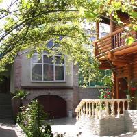 Гостевой дом Эдельвейс на Киевской