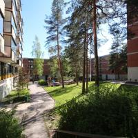 Top-floor studio apartment in Olari, Espoo - Kuutamokatu 4