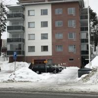 2 room apartment in Joensuu - Huvilakatu 18