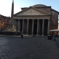 Pantheon Holiday