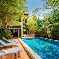 Patong 6 Bedroom Villa by CHATTHA