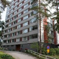 One-bedroom apartment for three with great views to the lake Vesijärvi. (ID 2431)