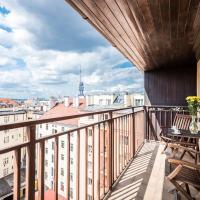2BR Rooftop Terrace Apt w. Netflix
