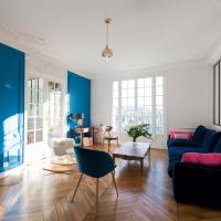 Veeve - Cosy by the Seine