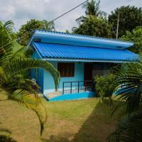 Nai Harn Beach Blue House