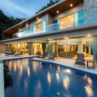 Villa Thousand Hills - 8 Bedroom Luxury Villa, Nai Harn Beach