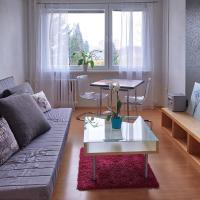 Krásný čistý byt s výhledem do zeleně