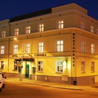 Отели, Hotel U Divadla