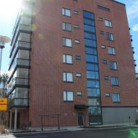 New two-bedroom apartment for five in the quiet area of Lahti. (ID 9270)