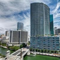 Luxury 5-star Condo @39th floor in Icon Brickell 2b/2b