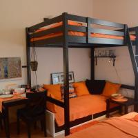 Bertramka - budget cosy studio 2 min to Andel