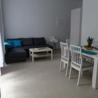 Moderne Wohnung mit gemütlicher Atmosphäre