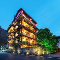 Hotels, Yangshuo Mountain Nest Boutique Hotel