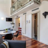 Modern and Trendy Duplex next to Paseo de Gracia