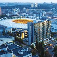 Premier Hotel Rus, Kiev