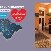 Apartment in the center of Budapest