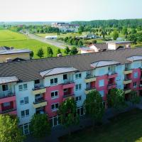 Apartments, Hanna Apartman
