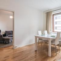 Large High-grade Apartment in City center