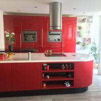 Red apartmán