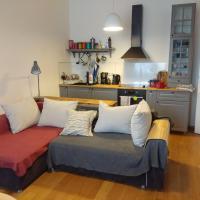 Apartment Trojicka Prague center