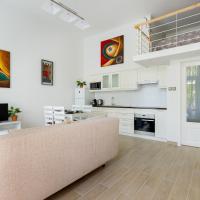 Ráday Garden View Apartment